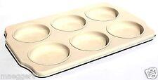 Muffin Muffinbackform Backform Kuchenform 6er Form Keramikbeschichtung Keramik