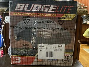 """Budgelite Semi Custom Car Cover Size 3 Fits 14'3"""" to 16' 8"""" Unused Sealed in Box"""