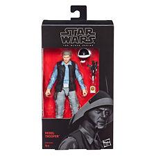 Star Wars The Black Series Rebel Fleet Trooper 6 Inch Scale Action Figure