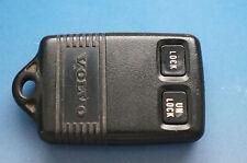 USADO VOLVO V40 S40 2 BOTONES CONTROL REMOTO de Llavero con alarma 30851156