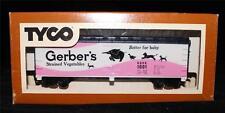 HO Scale Model Train Accessory - TYCO - BillBoard Reefer - 40ft Gerber