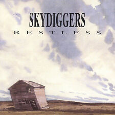 SKYDIGGERS-RESTLESS (CAN)  CD NEW