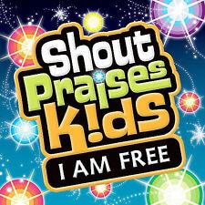 Shout Praises Kids -  I Am Free (CD, Integrity Music) New