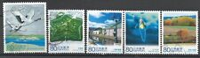 ˳˳ ҉ ˳˳R714 Japan Prefectural Used 60th Local Govern. 2008 complete set scenery