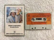 SIMON Y GARFUNKEL GRANDES EXITOS CINTA CASSETTE TAPE