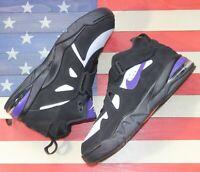 Nike Air Force Max CB Charles Barkley Basketball Shoe Black [AJ7922-004] Men 9.5