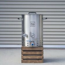 Ss Brewing Technologies 10 Gallon Stainless Steel Brew Kettle Brewmaster Edition