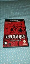 Gamecube: METAL GEAR SOLID The Twin Snakes PAL ESP