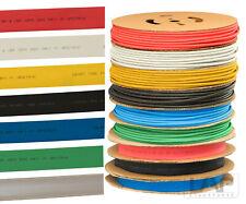 Schrumpfschlauch in 7 Farben, 10 Größen in Meterware Schrumpfschläuche 2:1
