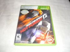 Need for Speed Hot Pursuit  (Microsoft Xbox 360)  WITH CASE