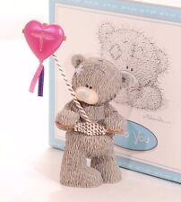 Me To You Tatty Teddy Bear Collectors Figurine - Love is in the Air # 40241 rare
