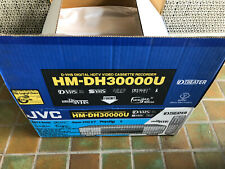 JVC HM-DH30000U DVHS VCR HDTV DIGITAL VIDEO RECORDER REMOTE BRAND NEW IN BOX