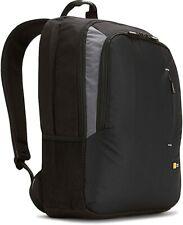 "Case Logic VNB-217 17"" Notebook Backpack - Black- Brand New"