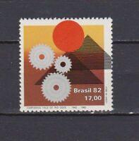 s19063) BRASILE BRAZIL  MNH** Nuovo** 1982 Rio Doce valley company 1v