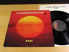 Spiritual Modern Soul RASA Everything You See Is Me GOVINDA RA-106 NM-