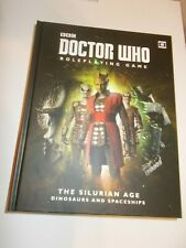 The Silurian Age - Dr Who AITAS RPG - Supplement