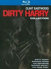 Dirty Harry Collection 0883929099054 With Liam Neeson Blu-ray Region a