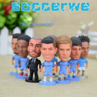 "Soccer CITY Star Player 2.5"" Action Doll Toy Figure New Season"