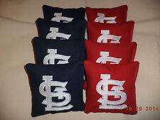 Cornhole bags ST Saint Louis Cardinals cornhole bean bags ACA Regulation MLB