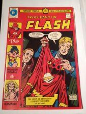 Trois-dans-un Flash # 1 Edition Heritage