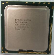 Intel Quad Core XEON E5540 CPU  4 x 2.53 GHz Sockel 1366 Prozessor SLBF6 aus IBM