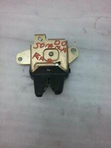 Trunk Lid Decklid Lock Latch Actuator 2000 TOYOTA SOLARA S-163P
