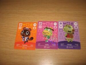 Nintendo Animal Crossing amiibo Cards Pack - Series 2