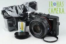 Sony Cyber-Shot DSC-RX1 Digital Camera In Black #11858D4