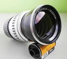 Collectable Staeble-Telexon L 135mm f4 Portrait Lens with Leica LTM M39 Mount