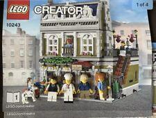 Lego Creator Expert Parisian Restaurant 10243 Complete w/instructions, No Box