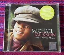 Michael Jackson ~ The Stripped Mixes ( Malaysia Press ) Cd