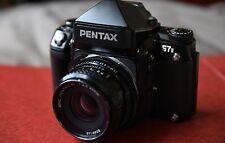 Pentax 67II Medium Format SLR Film Camera + SMC 90mm f/2.8 lens (latest model)