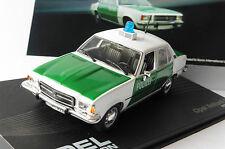 OPEL REKORD 2100D POLIZEI 1972 1977 IXO ALTAYA 1/43 GERMAN POLICE DEUTSCH POLICY