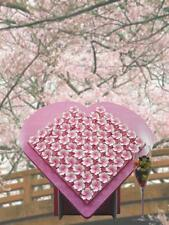 60 Floral Favor Boxes With Heart Shaped Stand. For All Occasions, Weddings,Party