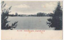 Sweden; Dalslands Canal, Upperuds Bruk PPC, Unposted, Undivided Back, c 1900-05