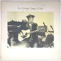 NEIL YOUNG COMES A TIME LP REPRISE 1978 NEAR MINT VINYL FAST DISPATCH