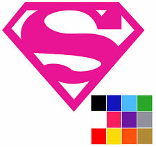 Unbranded Superheroes Vinyl Wall Decals & Stickers