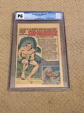Fantastic Four Annual 1 CGC PG OWW Page Color (Classic Sub-Mariner Gallery Page)