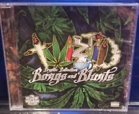 Twiztid - Cryptic Collection Blunts and Bongs CD SEALED rare insane clown posse