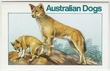 1980 STAMP PACK 'AUSTRALIAN DOGS' - GREAT CONDITION WITH 5 MNH STAMPS