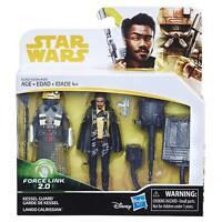 "Star Wars Solo Series ~ 3 3/4"" LANDO & KESSEL GUARD ACTION FIGURE SET ~ Hasbro"