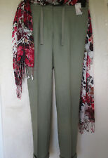 Ladies 100% Linen Smart Top Quality TU Trousers BNWT size 10 Reg  * *REDUCED* *
