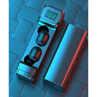 Impermeabile Bluetooth 5.1 Auricolare TWS Wireless Auricolari Cuffie Auricolari