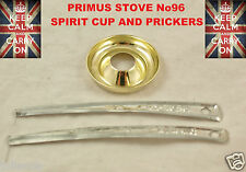 PRIMUS STOVE No 96 SPIRIT CUP CAMPING STOVE METHS CUP OPTIMUS STOVE SERVICE KIT