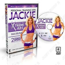 AB Workout Exercise DVD: Crunch Free Xtreme Abs  : Brand New