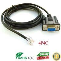 USB to DB9 Cable Meade ETX-90 ETX-125 LXD75 LX80 LX90 497 AutoStar AudioStar