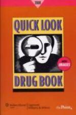 Quick Look Drug Book 2008 (Point (Lippincott Williams & Wilkins))