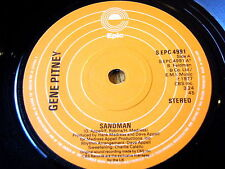 "Gene Pitney-Sandman 7"" Vinilo"
