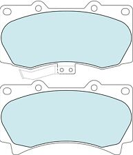 DB2188 Front Brake Pads Hummer H3 3.7 Adventure   LOW DUST!!