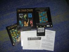 The Chaos Engine Game The Bitmap Brothers Retro Erstausgabe BIG BOX 1993